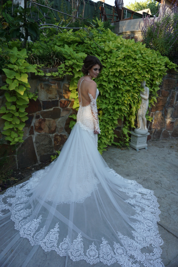 """""""Dreaming In Color"""" Styled Photo Shoot by The Blushing Bride boutique - 002"""