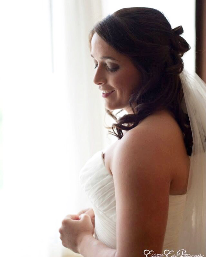 Wedding Hair and Makeup by Samantha Nicole Beauty - 026