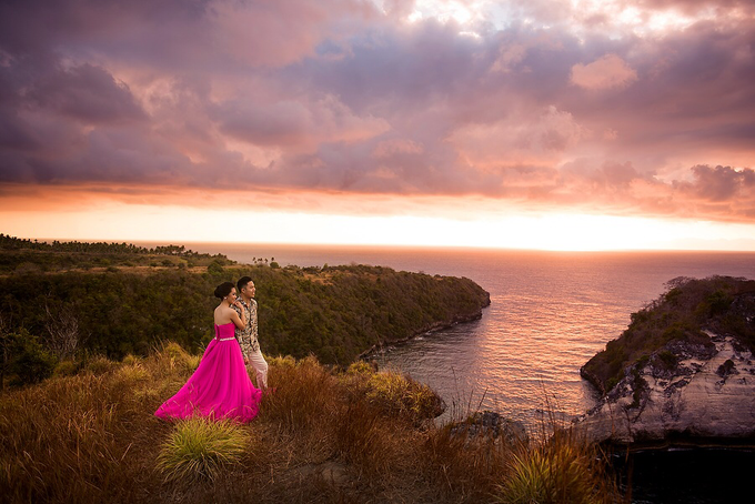 Nusa Penida Prewedding by Gusde Photography - 022