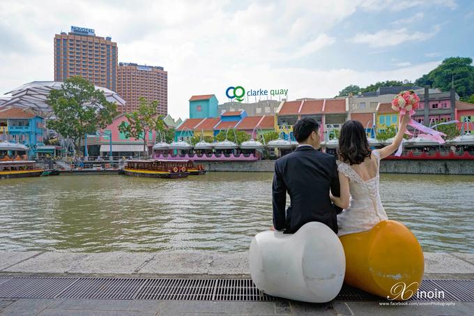 Prewedding @ Singapore  by xinoin - 002