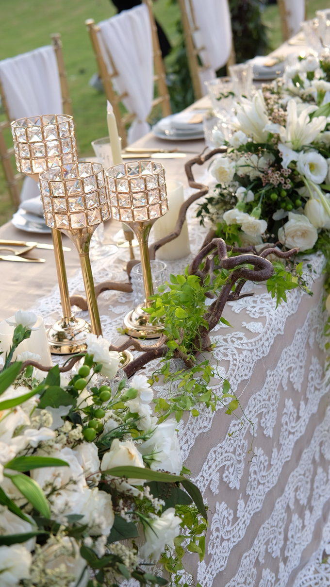 Joseph & Vicye by It's True Wedding Planner and Decoration - 011