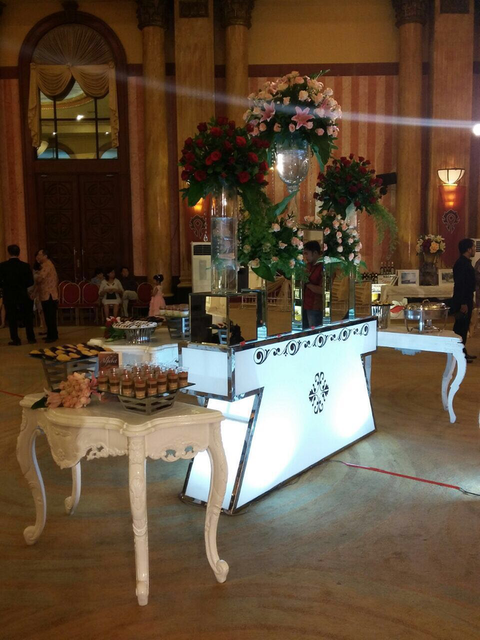 Catering Decoration by Alfabet Catering - 011