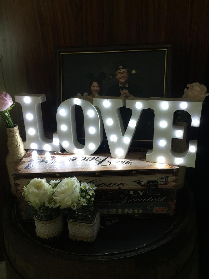Rustic theme wedding event by ilmare Wedding - 002