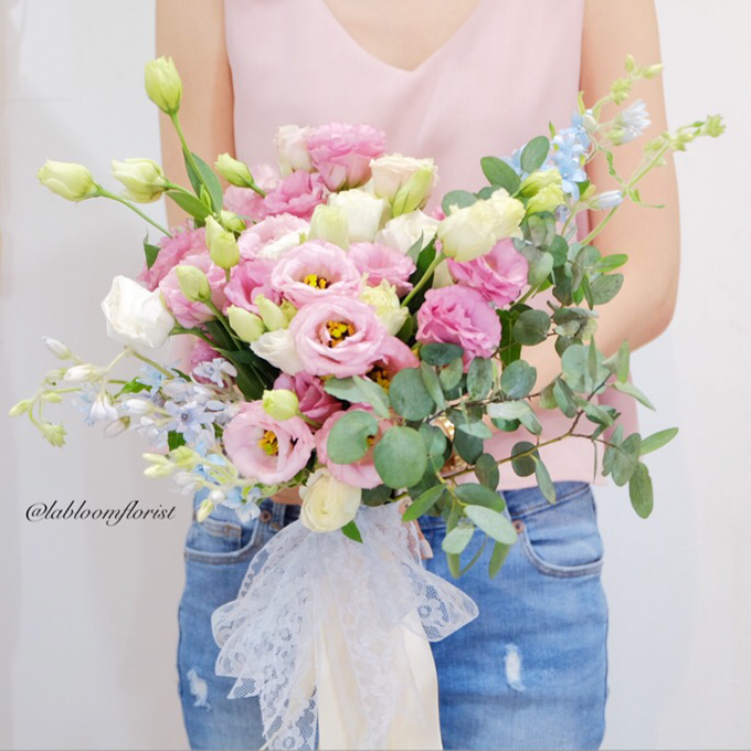 May Bridal Bouquets by La Bloom Florist - 008