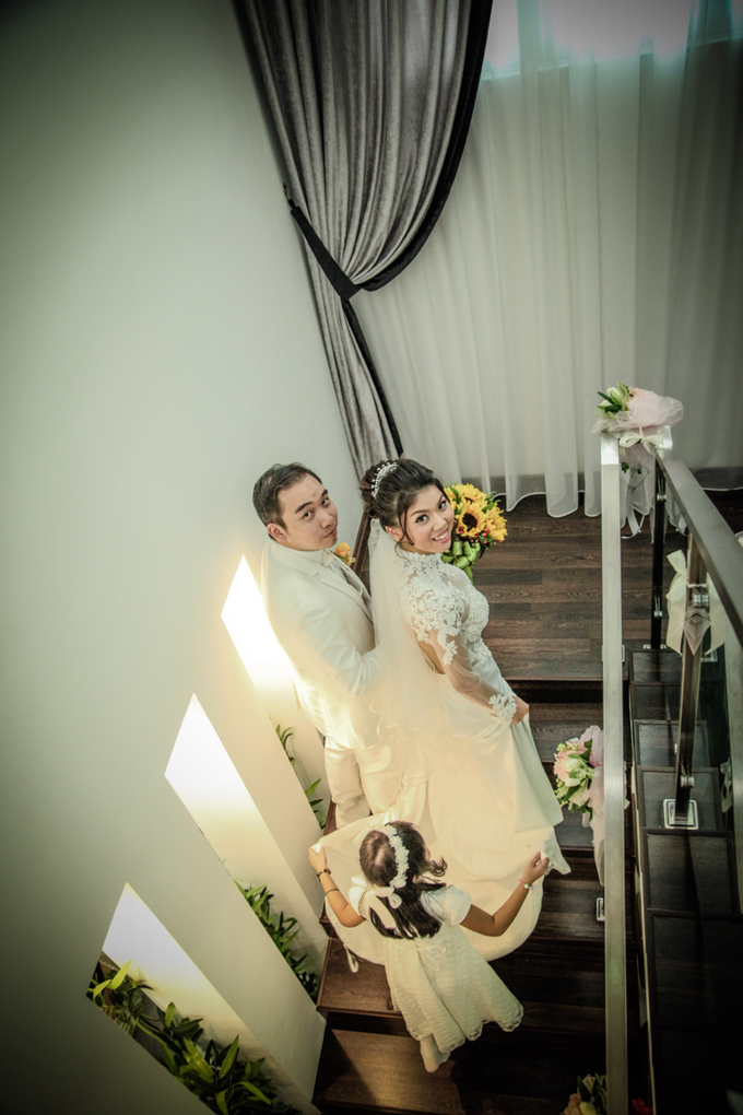 CC&O's Wedding  by Levian Florisen - 008