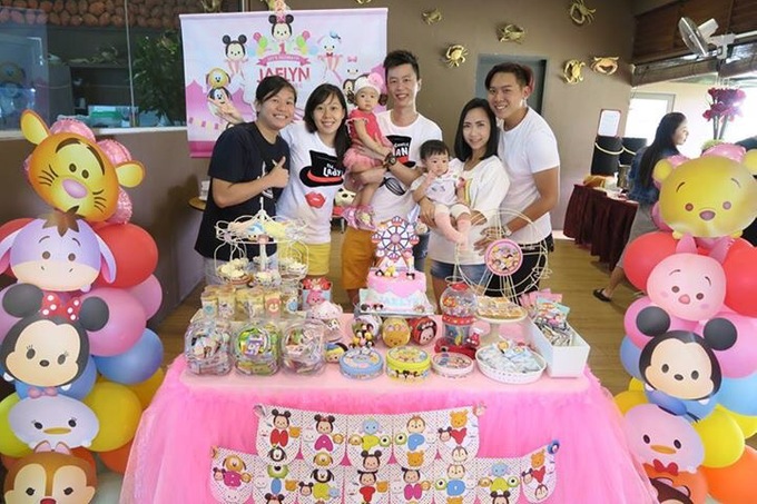 Tsum tsum birthday party by ilmare Wedding - 010