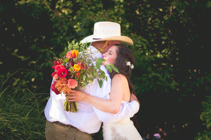 Southern summer wedding  by L&A Event Designs - 017