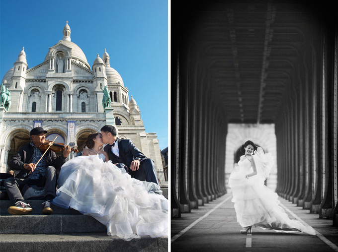 Romance in Paris by Derrick Ong Photography - 007