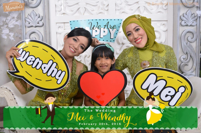 Mei & Wendhy Wedding by Booth of Moments - 005