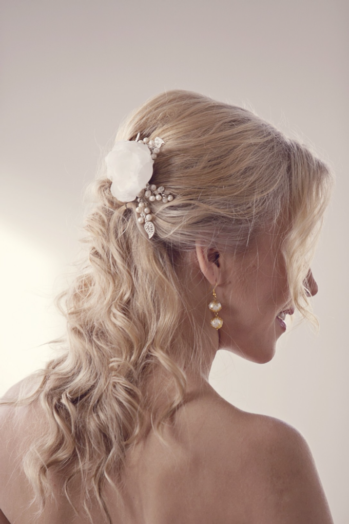 Bridal hair accessories, collection of 2016 by Weddingbliss - 014