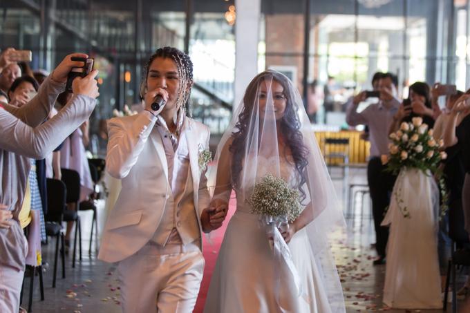 Church Wedding - Koujee+Faye by Nix Studio - 003
