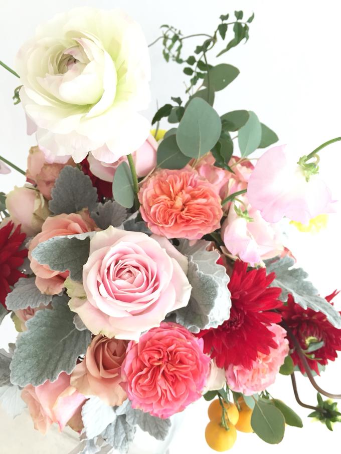 Bridal Series by D'Alexandra Flowers - 020