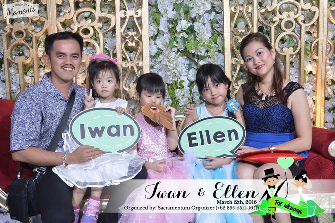 Iwan & Ellen Wedding by Booth of Moments - 001