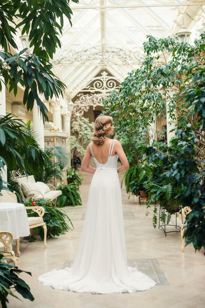 """My Little Bird"" Wedding Dresses Collection  by APILAT - 014"