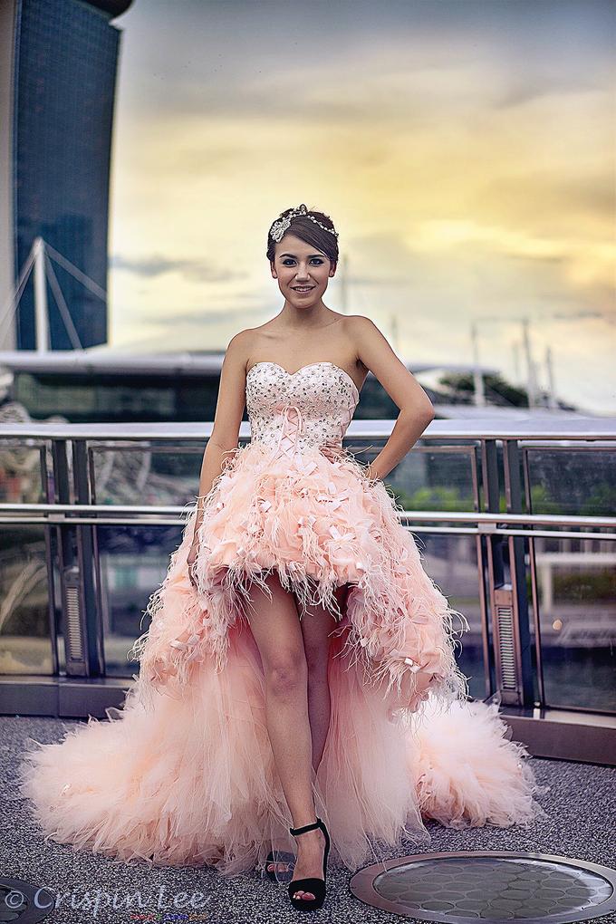 Paris Anna Pre-Wedding Shoot by Stephy Ng Makeup and Hair - 011