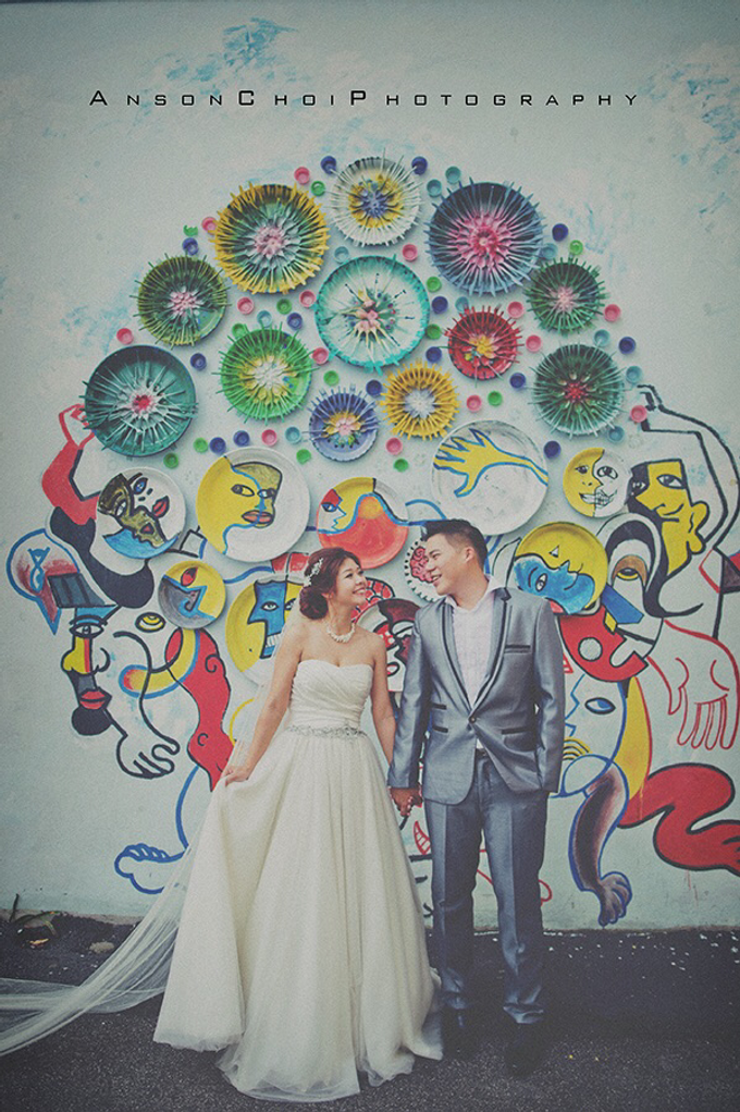 Pre-wedding Shoot by ABSOLUTE BRIDE - 003