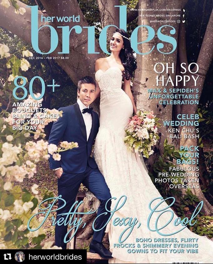 Bridal Magazines by MAKEUP ENTOURAGE - 003