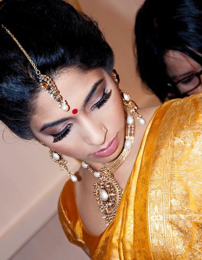 Bridal Portfolio by Faces by SudhaG - 046