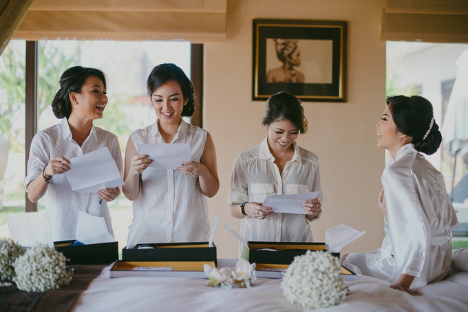 Andy & Vincentia Wedding by Gusde Photography - 005