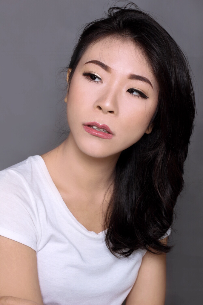 Beauty shoot by AyuAbriyantimakeupartist - 003