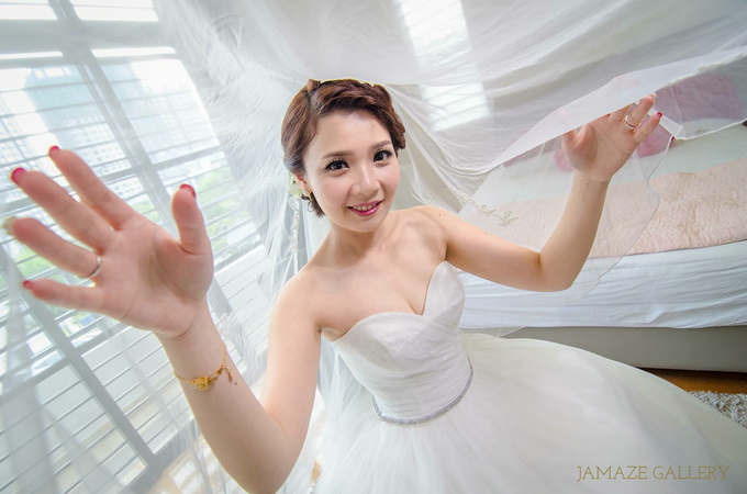 Kah Pei & Sook Kwan Wedding Ceremony by Jamaze Gallery - 008
