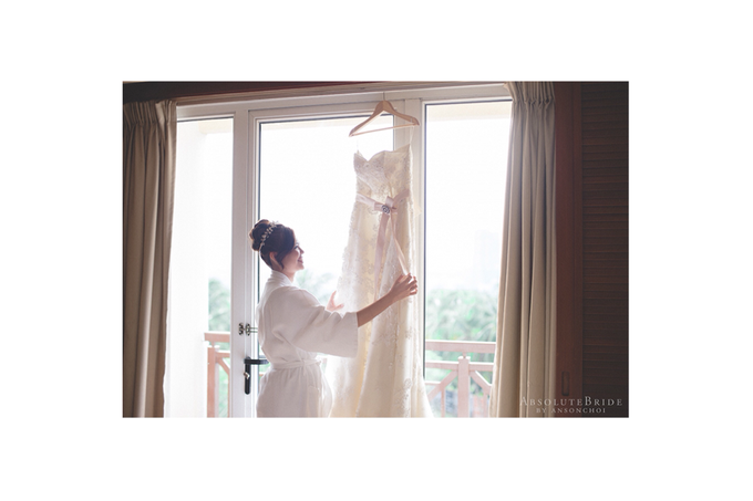 Actual Wedding Shoot by ABSOLUTE BRIDE - 014