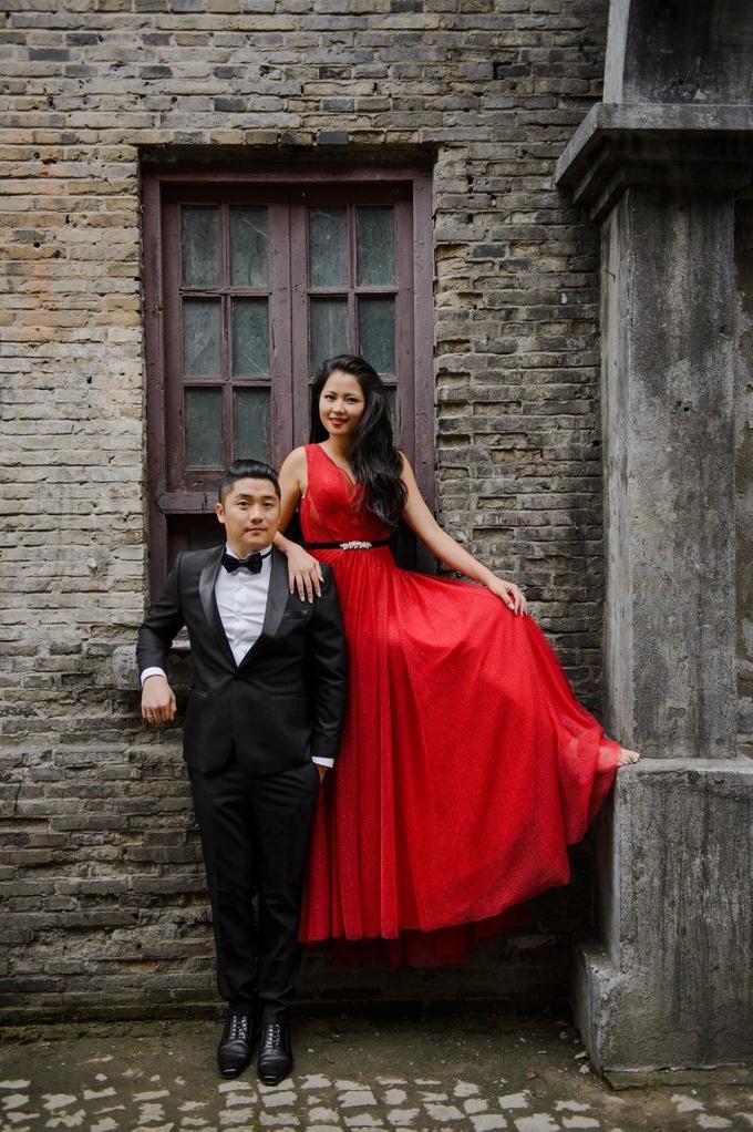 Shanghai Prewedding - Steven & Moon by Gusde Photography - 006
