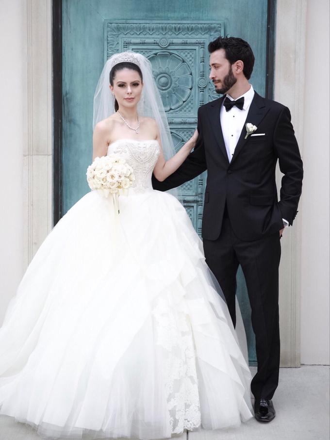 Hollywood Wedding - V + N - Feb 2017 by Rene Zadori Photography - 019