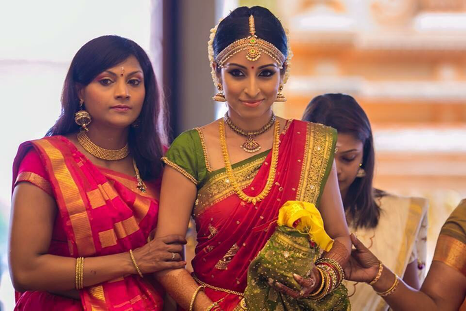Bridal Portfolio by Faces by SudhaG - 033