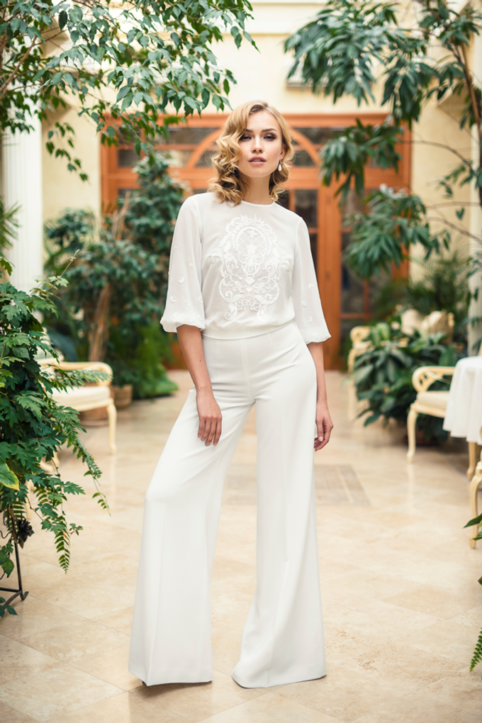 """My Little Bird"" Wedding Dresses Collection  by APILAT - 017"