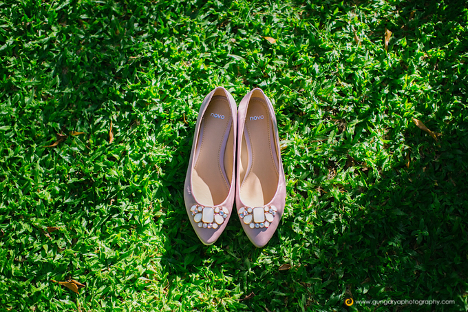 Amanda & Nicholas Wedding by Courtyard by Marriott Bali Nusa Dua - 003