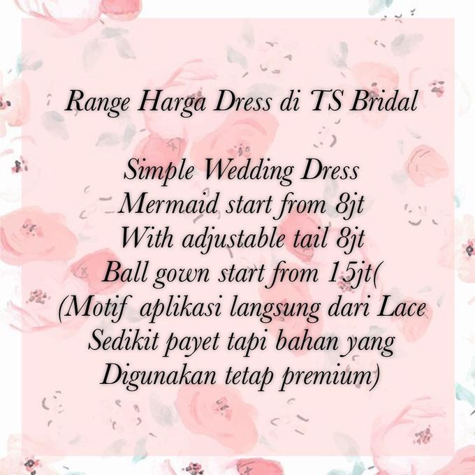 PRICE LIST by TS BRIDAL BALI - 006