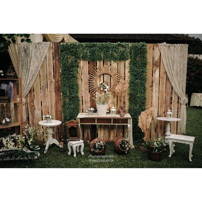 Rustic Garden Wedding by Katakitaphoto - 038