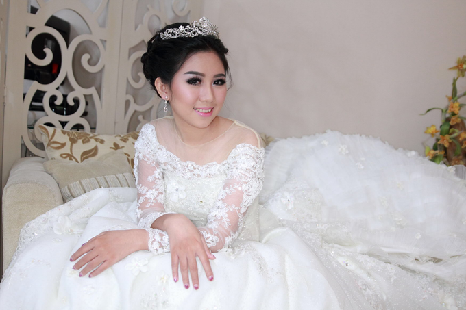 Selvie dan Wilson, trial wedding makeup by Magdalena Young Bridal - 004