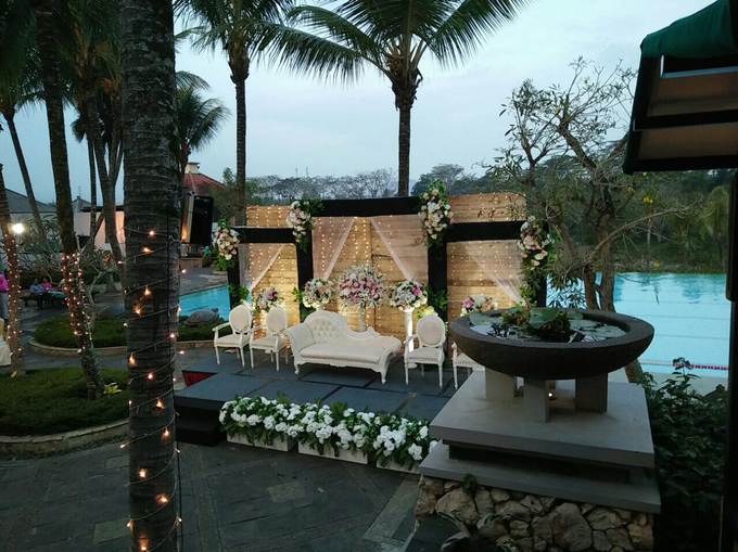 Wedding Decoration by MASON PINE HOTEL - 017
