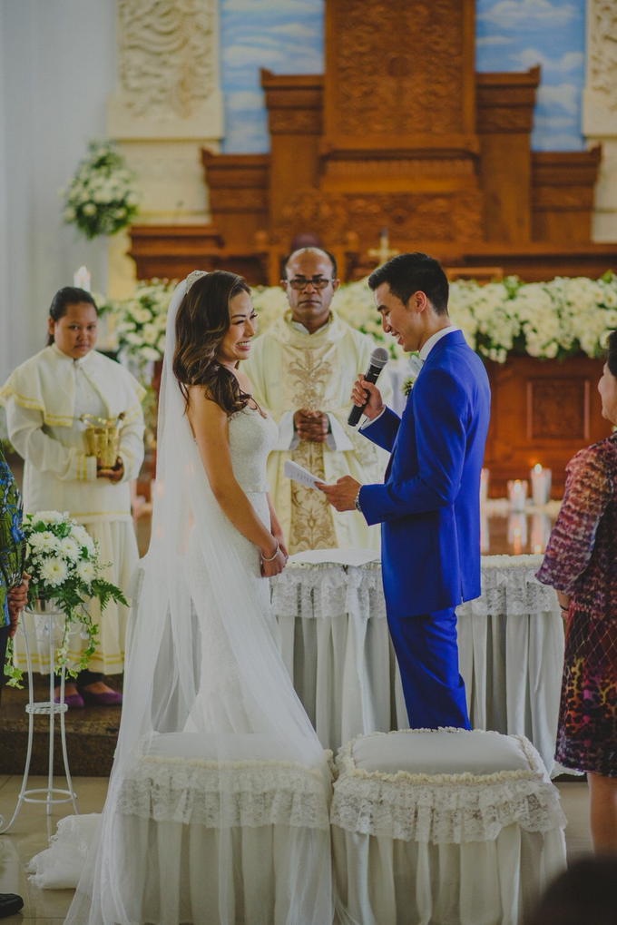 Laura & Clarence Wedding by Gusde Photography - 018