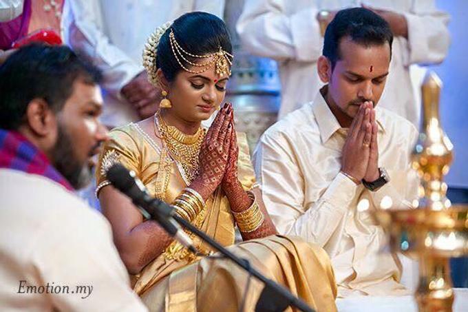 Bridal Portfolio by Faces by SudhaG - 029