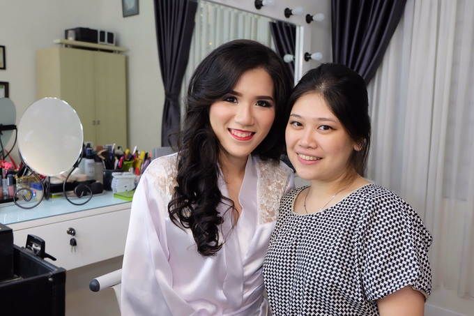 Pre-wedding makeup by Troy Makeup Artist - 004