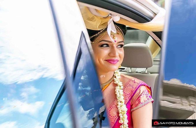 Bridal Portfolio by Faces by SudhaG - 038