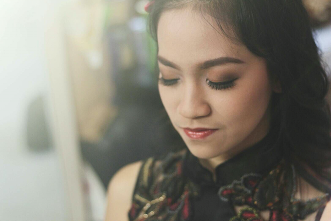 Melisa's Graduation by Theanne Doris Makeup Artist - 005