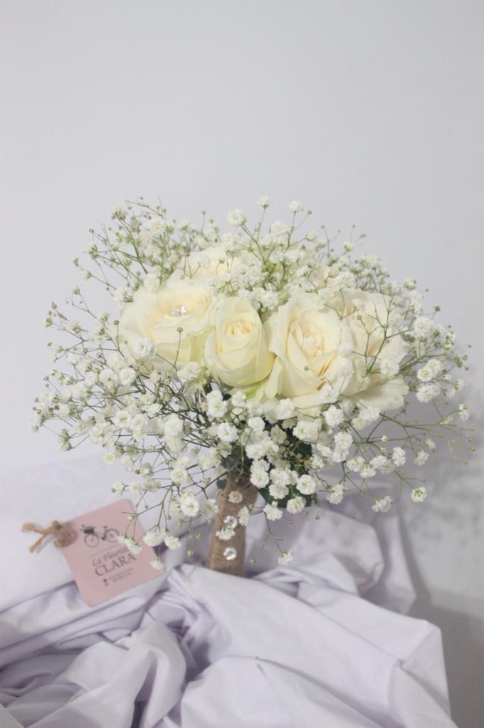 wedding Bouquet by La Fleuriste Clara - 002