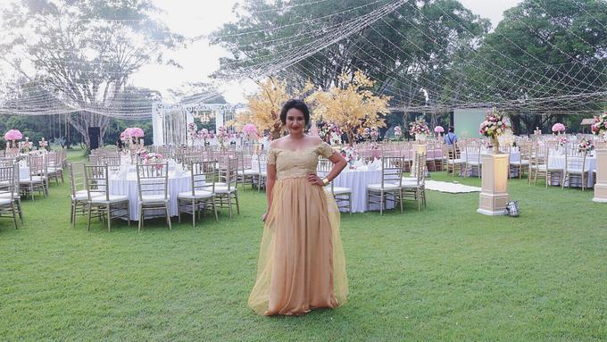 Balinese Wedding Reception of Ina & Dwipa by Tirza Zoraya - 004