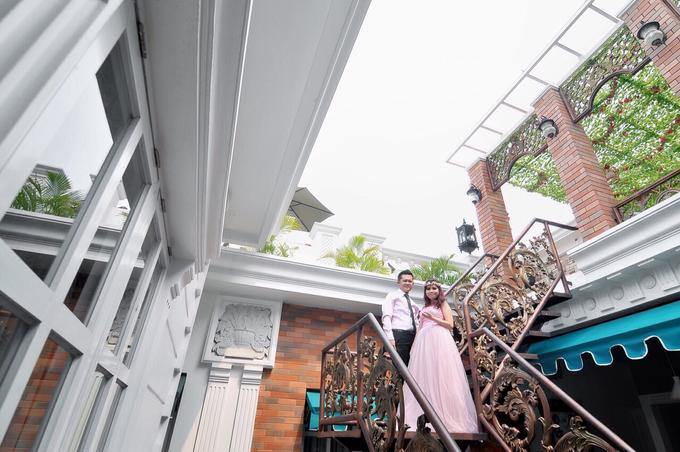 Story of Prewedding : Nova & Alvi by glamour photography - 007