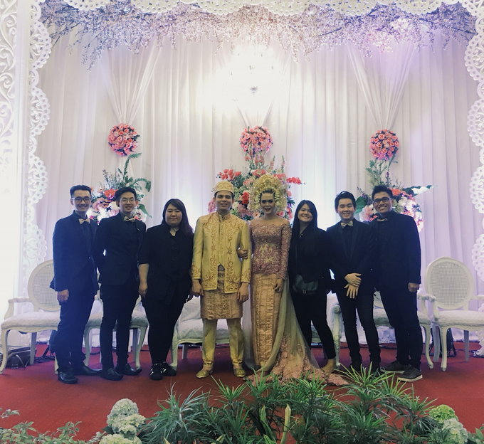 The Wedding of Aditya Soleh & Stephanie Octavia by Sugarbee Wedding Organizer - 001
