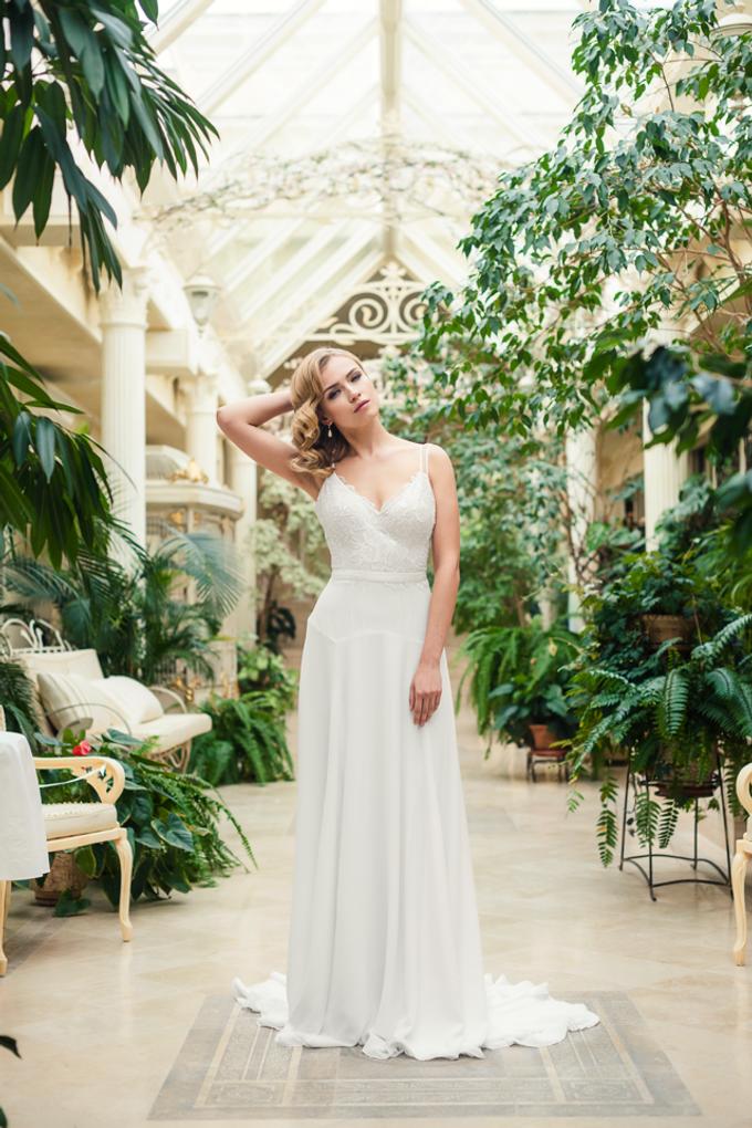 """My Little Bird"" Wedding Dresses Collection  by APILAT - 016"