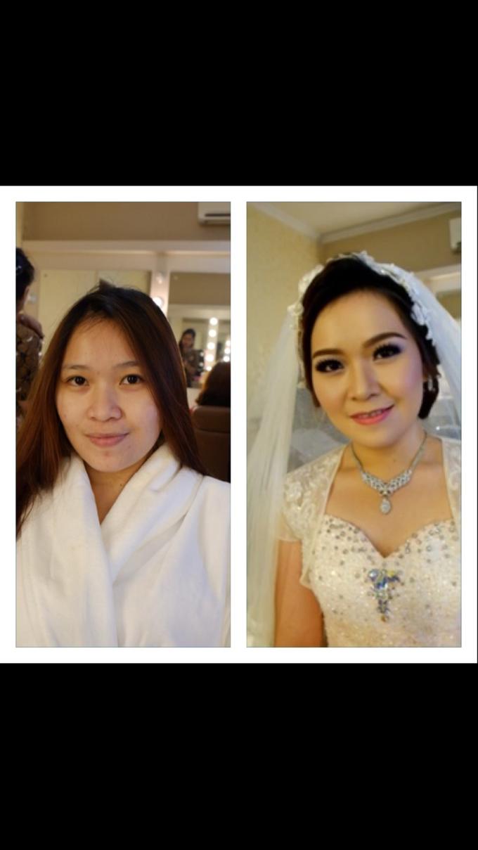 Weddingday of Paulus & Pingkan by Magdalena Young Bridal - 005