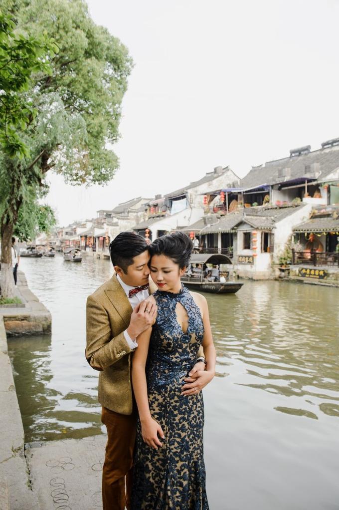 Shanghai Prewedding - Steven & Moon by Gusde Photography - 029