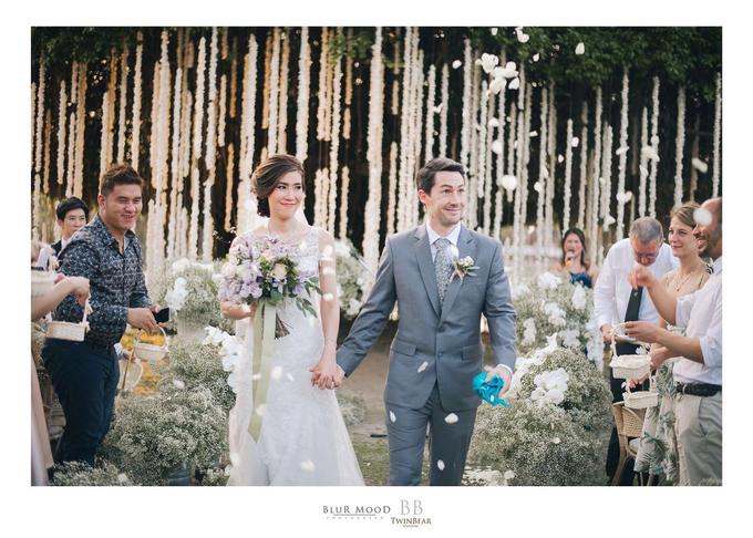 Sampran Village Thailand Wedding  by Fleuri - 005