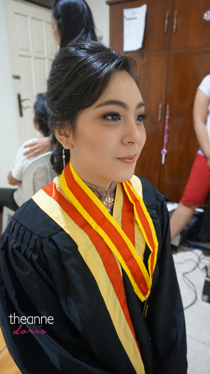 Graduation by Theanne Doris Makeup Artist - 008