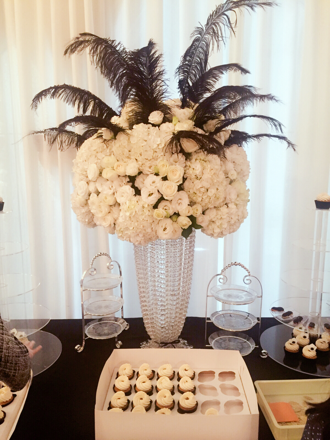 Flowers for Events & Weddings by A. Floral Studio - 006